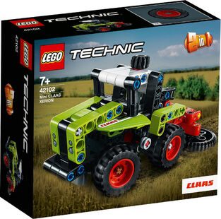LEGO TECHNIC MINI CLAAS XERION ΤΡΑΚΤΕΡ 42102